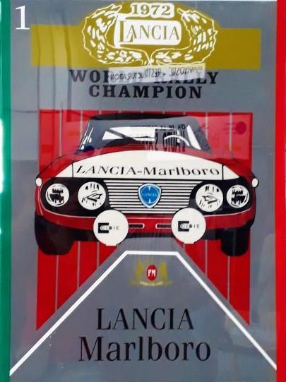 Challenge peintres CFA carrosserie - tableau peinture a l aérographe - 1ere place