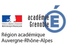 Logo de l'Académie de Grenoble