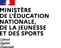 Logo ministere education nationale