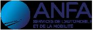 logo ANFA métiers de l automobile